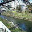 14 堀川とホテルナゴヤキャッスル