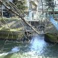 24 名城処理場からの排水口