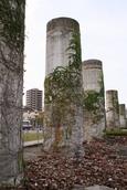 ノリタケの森:煙突モニュメント