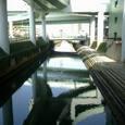 12 名古屋高架道路下の堀川